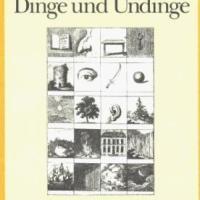 Dinge und Undinge (1973)