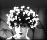Alla Nazimova und ihre expressive Mimik