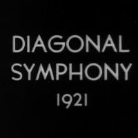 Symphonie Diagonale {Viking Eggeling, 1924}