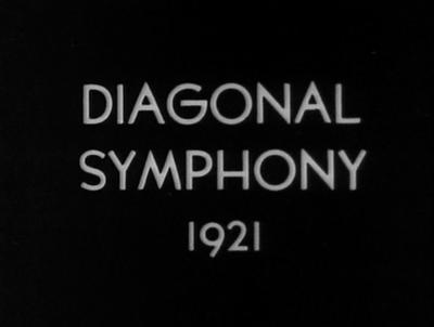 symphonie diagonale